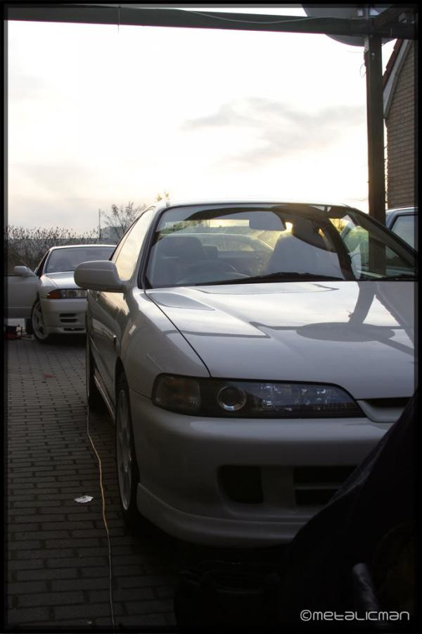 1998 JDM Integra Type-r front end