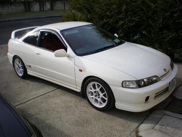 1998 JDM Integra Type R drivers side