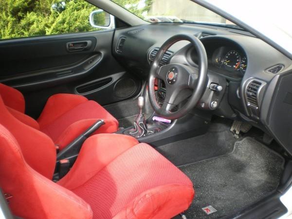 JDM ITR interior