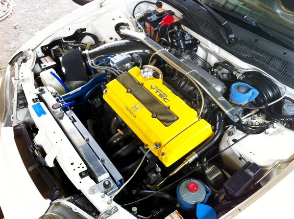 1998 JDM Honda Integra Type-R engine bay