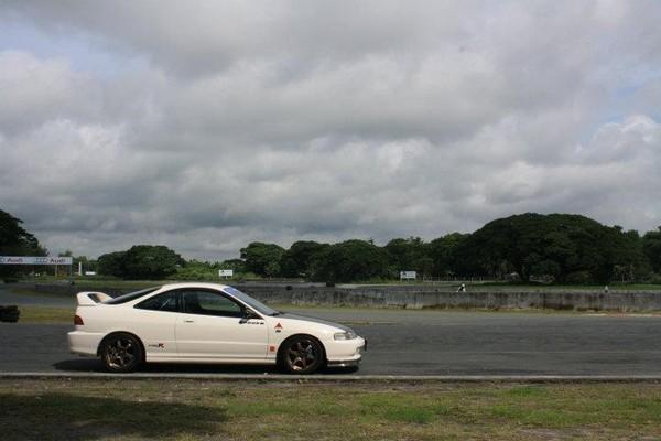 1998 Championship White JDM Honda Integra Type-R