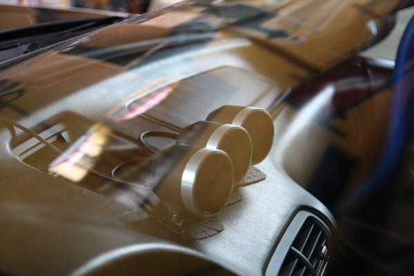 1998 JDM Honda Integra Type-R defi gauge pod