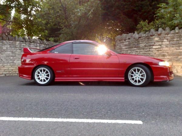 JDM Milano Red Integra Type-R