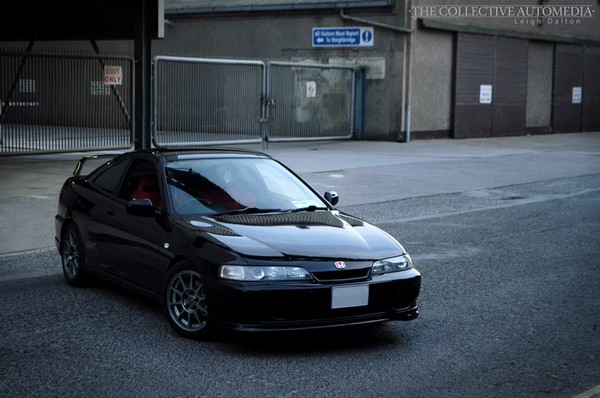 Nighthawk Black Pearl 1999 JDM Honda Integra Type-R