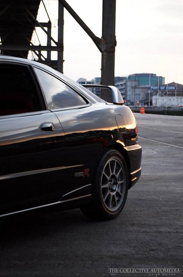 JDM Honda Integra Type-R optional sideskirts