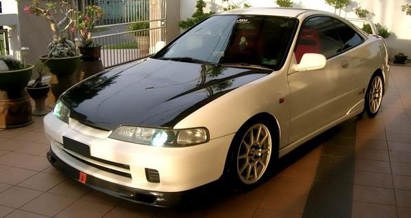 2000 JDM Honda Integra Type-Rx mostly stock