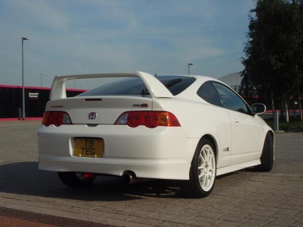 2001 JDM ITR rear