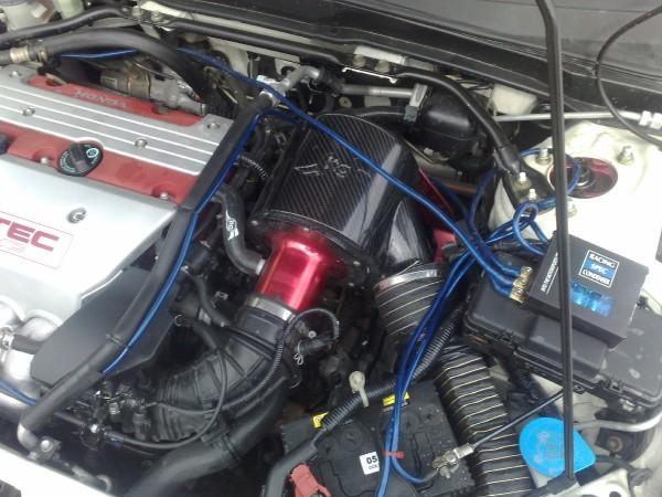 JDM DC5 Integra TypeR K20A engine