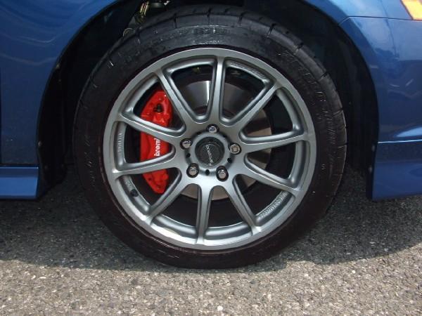 17 inch pro drive wheels on 2002 JDM ITR