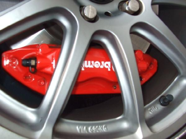 DC5 2002 Integra Type R Brembo brakes and Pro Drive wheel