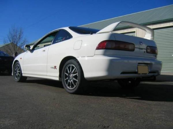 AUDM Honda Integra Type-R Front End