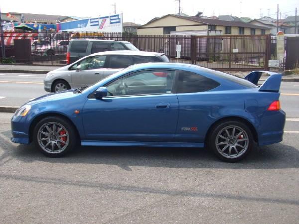 Honda Arctic Blue Pearl