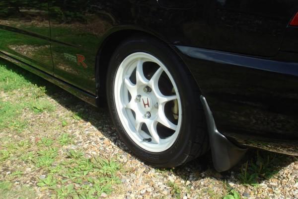 Honda Granada Black Pearl