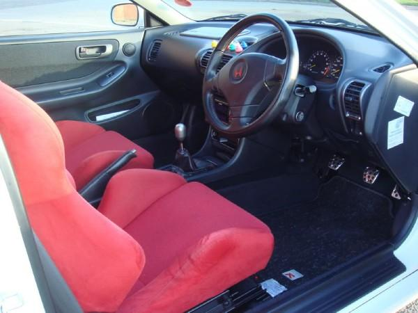 Acura/Honda Integra Type R Interior Colors