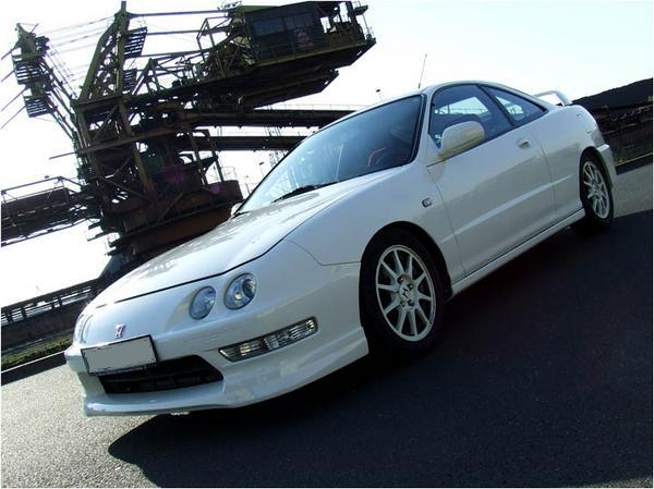 EDM Honda Integra Type-R Wheels