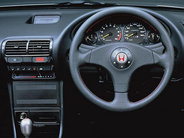96-spec JDM Integra Type-R Dashboard