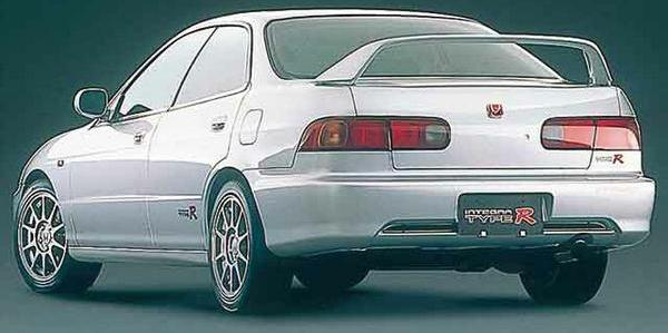 98-spec JDM Integra Type-R 4-door Front End