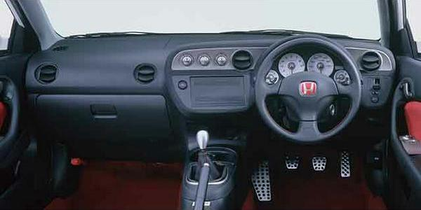 01-spec JDM Integra Type-R Dashboard