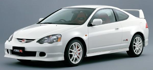 JDM DC5 Pre-Facelift Honda Integra Type-R Front End