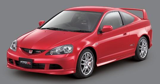 JDM DC5 Post-Facelift Honda Integra Type-R Front End