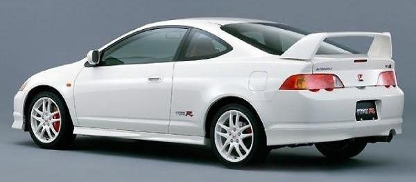 JDM DC5 Pre-Facelift Honda Integra Type-R Back End