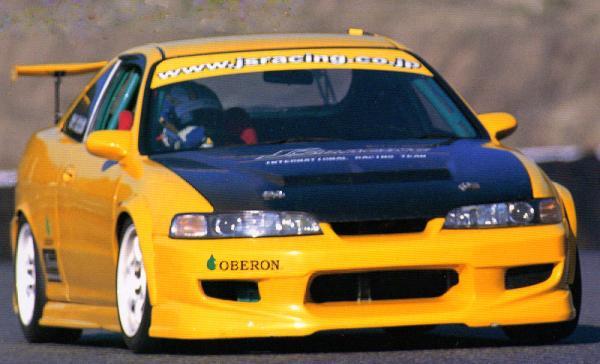 J's racing DC2 Honda ITR Shop/Demo Car