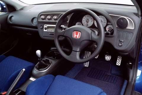 Audm 2002 Honda Integra Type R Press Information