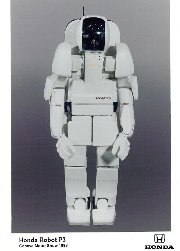 1998 Honda Robot P3
