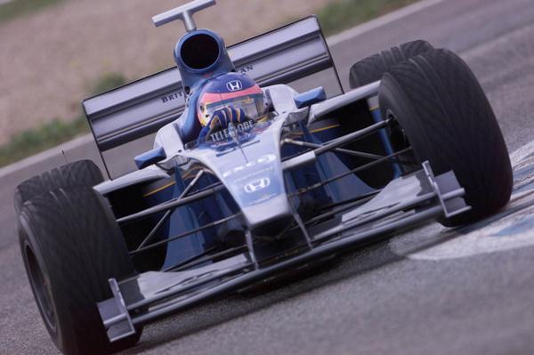 2000 Acura Indy Car