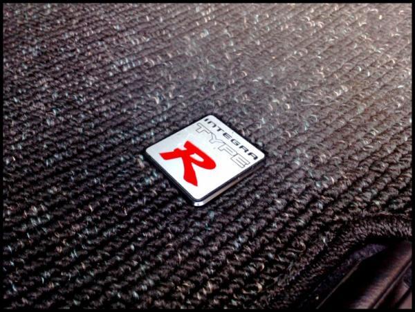Australian Integra Type-R Floor Mats