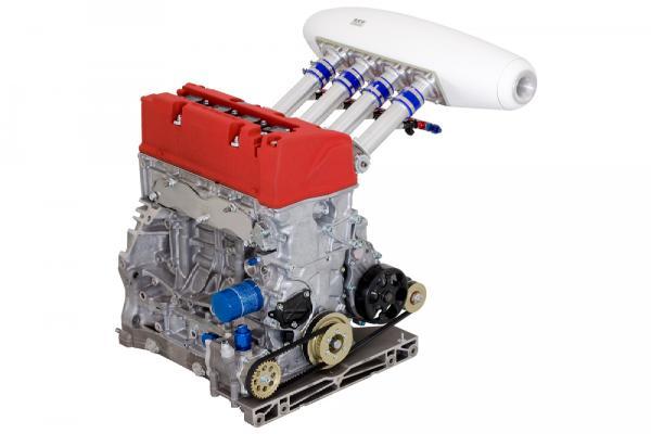 Toda Racing K-series F4 engine