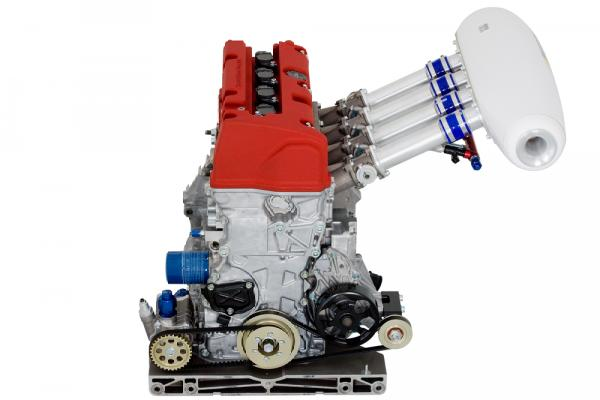 Toda Racing K-series F4 engine profile