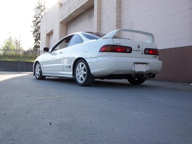 honda acura integra type r back end comparison. Black Bedroom Furniture Sets. Home Design Ideas