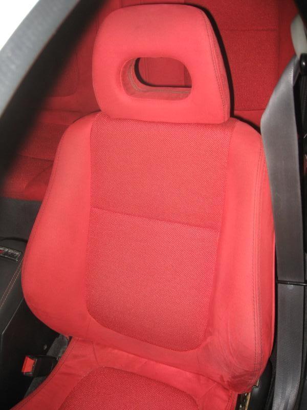 Cdm Interior Red on 96 Acura Integra Dc