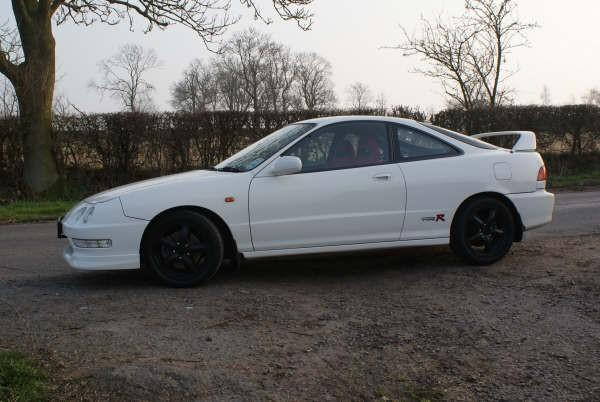 UKDM Integra Type-R passenger side