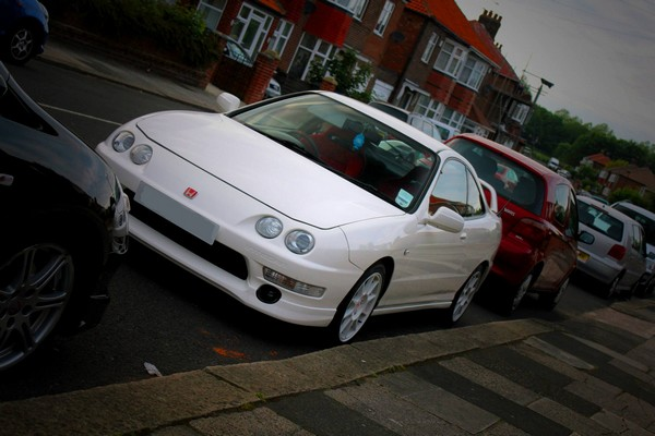 UKDM Integra Type-R front end with foglights