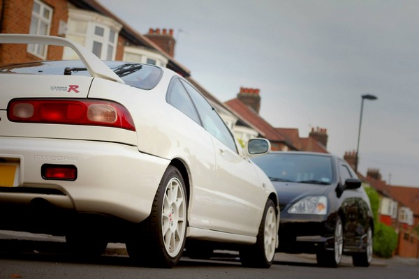 UKDM Integra Type-R with EP3 CTR