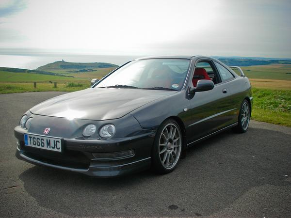 UKDM integra type-r in England