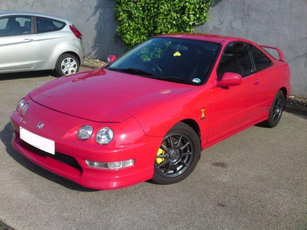 Milano Red 2000 UKDM Integra Type-R