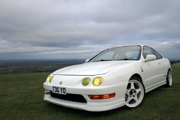 Championship White UKDM Integra Type-R