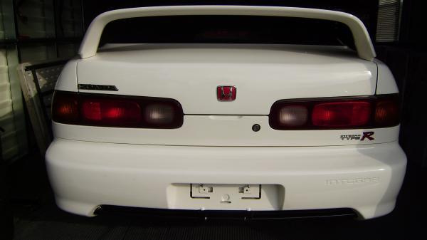 1997 Acura Integra Type-R Rear end