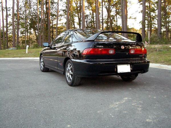 Flamenco Black Pearl 2000 Acura Integra Type-r