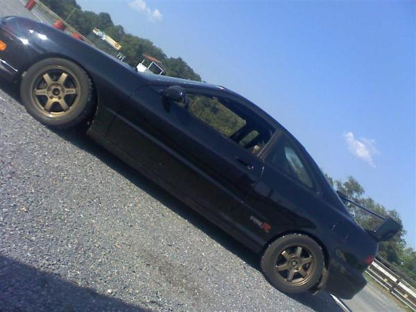 NBP ITR Mugen wing, Volk rims