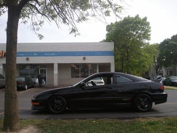 2000 Acura Integra Type R #00-0201