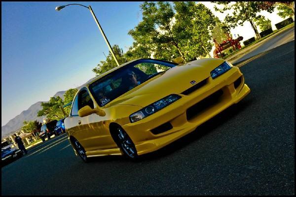 Phoenix Yellow ITR front corner shot