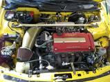Phoenix Yellow 2000 Integra Type-R engine bay