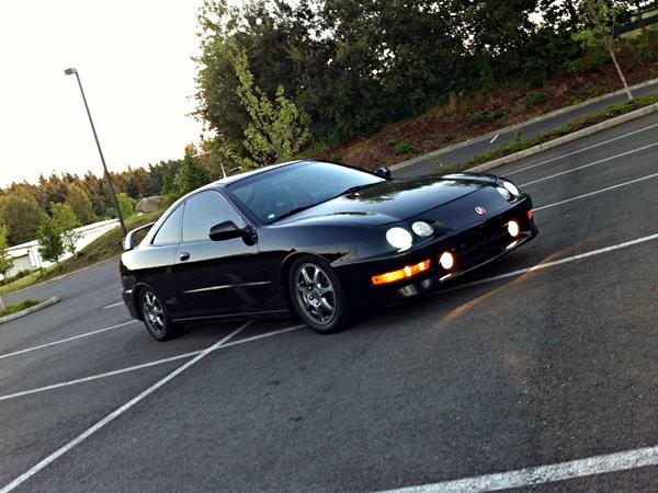 USDM 2000 Black Pearl Acura ITR