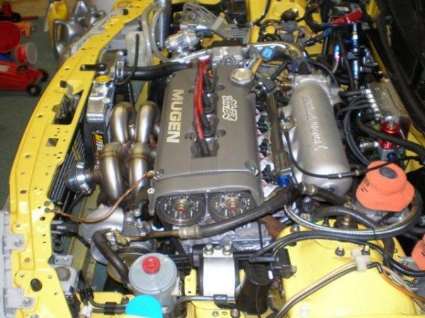 2000 Phoneix Yellow ITR with turbo engine