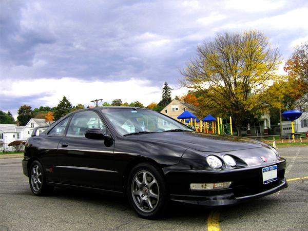 Very clean 2000 Integra Type R front right