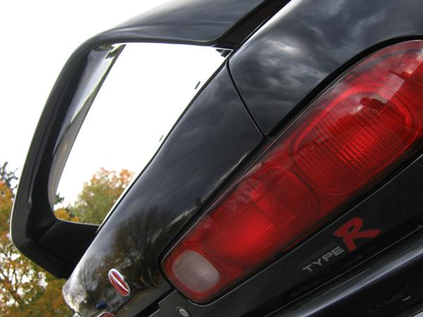 2000 ITR wing and tail light